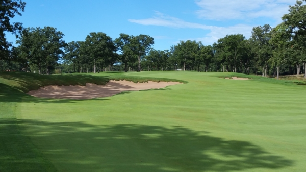Links Magazine Plays Colt's (New) Old Elm