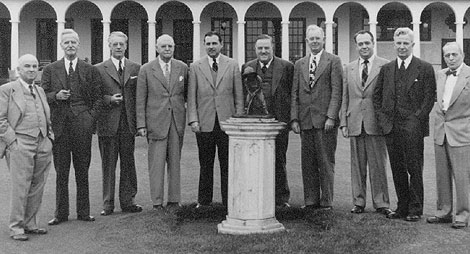 Founding Members of ASGCA