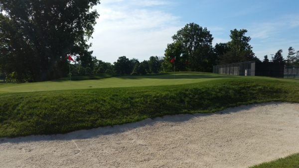 SCC Short Game Area