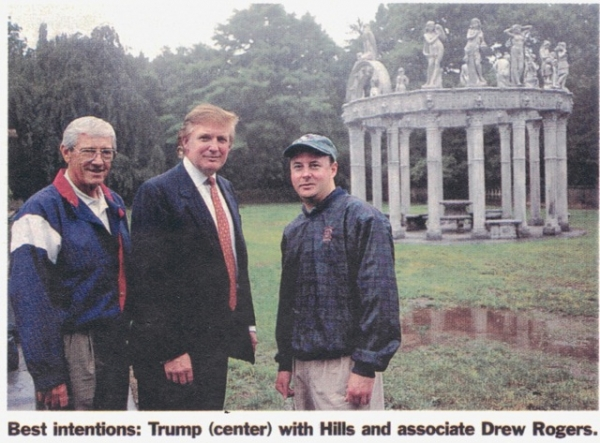 article written about Seven Springs and Trump by Ron Whitten in Golf ...