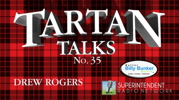 Tartan Talks Podcast with JDR